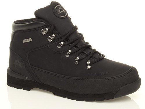 f689da13cd1 MENS WORK SAFETY SHOES STEEL TOE CAP BOOTS SIZE 11 45