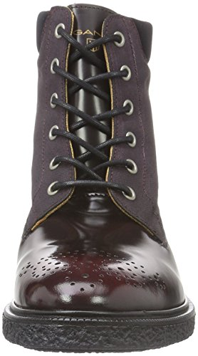 Gant Women's Sara Ankle Boots Red (Purple Fig G503) ukMi1SpO