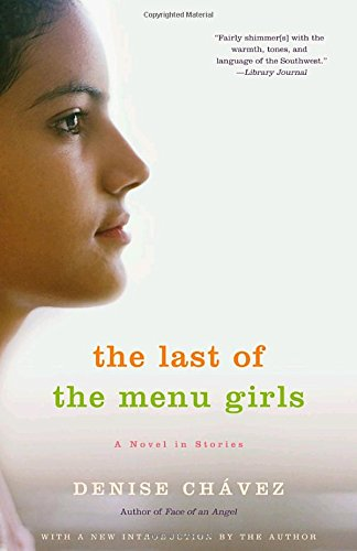 The Last of the Menu Girls (Contemporary Menu Holder)