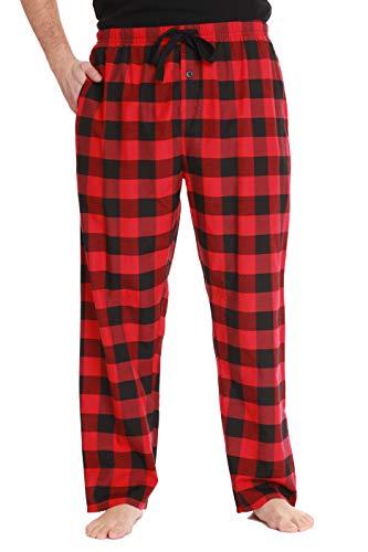 #followme Mens Pajama Pants Pajamas for Men 45931-1A-L