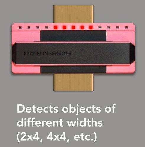 ProSensor 710 Pink – 710 Franklin Sensors Precision Stud Finder, Pink