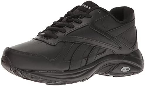 Reebok Women's Ultra V DMX Max WD D Walking Shoe, Black