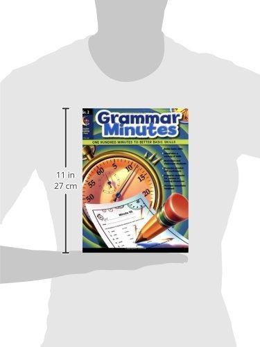 Grammar Minutes, Gr.2: Carmen Jones: 9781591989677: Amazon.com: Books