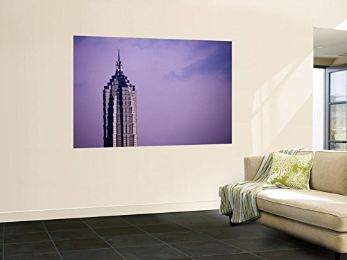 Jinmao Tower Wall Mural by Phil Weymouth 48 x 72in