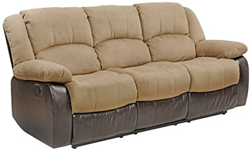 Royal Oak Venus Two Seater Recliner (Brown)