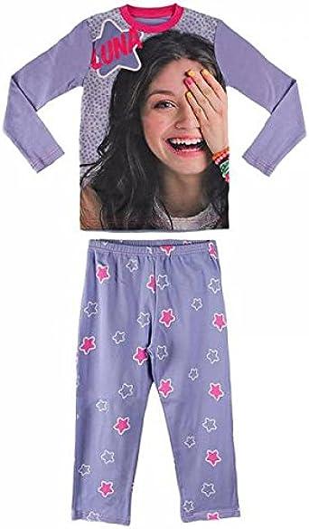 Pijama Soy Luna Disney Stars interlock: Amazon.es: Ropa y ...