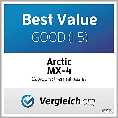 ARCTIC MX-4 Edition 2019 - Thermal Compound Paste - Carbon