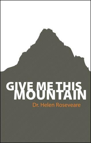 Give me this Mountain (Biography)