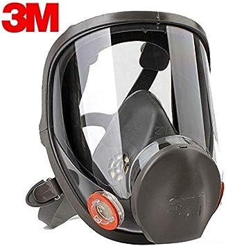7 in 1 Original 3M 6800 Full Facepiece Reusable Respirator  Gas Mask UK