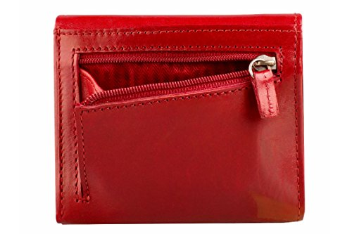 Unisex Gift Vip Vip Collection Wallet Collection Red Box Italian Leather gnZt0qddSW