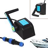LOYALHEARTDY Boat Remote Control Box, Plastic