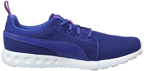 Magenta Blue Blu Puma 05 Carson true Scarpe ultra Running Donna Mesh Wn's wv7wT6
