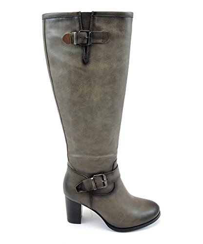 Corkys Womens Dale Boots, Taupe, 9 B(M) US