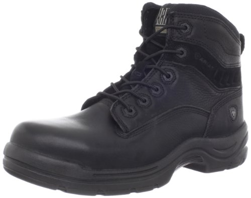 Ariat Mens Flexpro 6 Composite Toe Work Boot Black