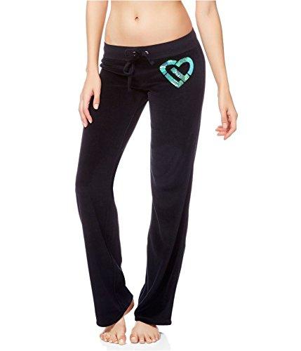 Aeropostale Womens Sequined Pajama Sweatpants