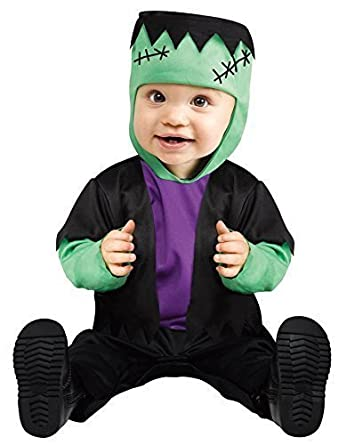 Baby Boys Frankenstein Monster Halloween Fancy Dress Costume Outfit 1-2 Years 12-24  sc 1 st  Amazon UK & Baby Boys Frankenstein Monster Halloween Fancy Dress Costume Outfit ...