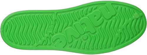 Native Shoes Jefferson Water Shoe, Grasshopper Green/Shell White, 10 Men's M US by Native Shoes (Image #2)