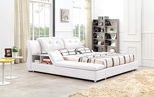 Greatime B2003 Platform Bed Queen
