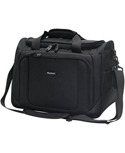 - Pathfinder Luggage Tote (One Size, Black)