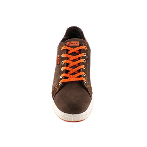 Cofra Scarpe Antinfortunistiche Roster S3 brown