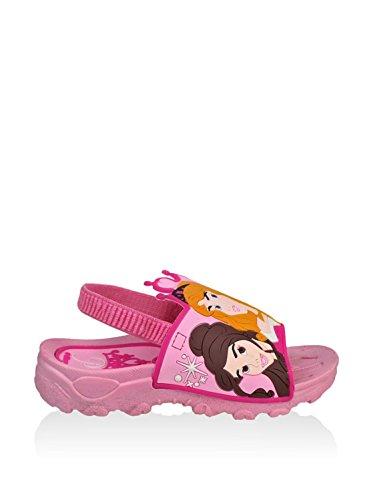 Zehansandalen für Mädchen DISNEY 2301-484 ROSA