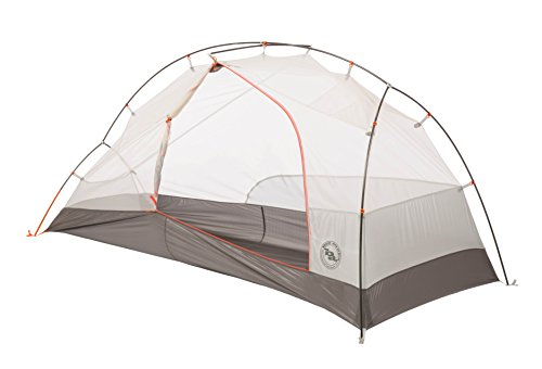 (Big Agnes Copper Spur HV UL 1 Person mtnGLO Backpacking Tent (Silver/Gray))
