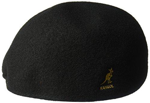 Gold Seamless Kangol Para Black Sombrero 507 Hombre NULL Bg Wool Black Ppqdqz