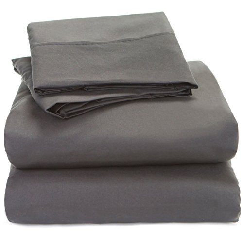 Cotton sheets Soft - 4-Piece Sheet Set for Twin Size 39