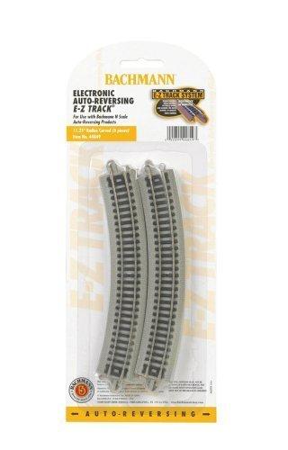 Bachmann Industries E-Z Track Nickel Silver Auto-Reversing 11.25