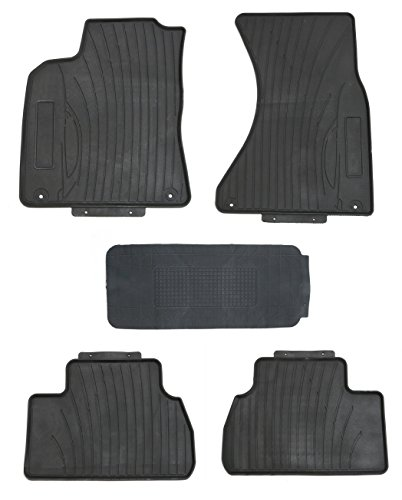 All Weather Floor Mats for Range Rover Evoque 2013-2017