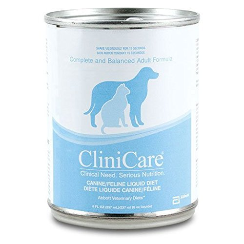 CliniCare Canine & Feline Liquid Diet 8oz, 3pk