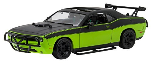 GreenLight Fast & Furious 7 2014 - Dodge Challenger RT Vehicle (1:43 Scale)