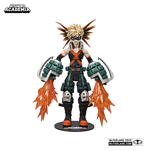 McFarlane Toys My Hero Academia Katsuki Bakugo Action Figure