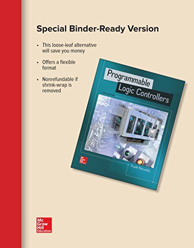Loose Leaf for Programmable Logic Controllers