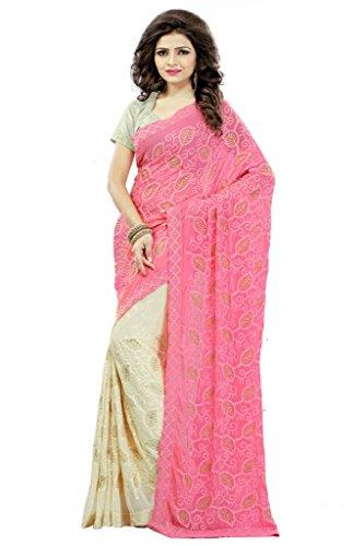 Designer Chiffon Sarees - 4