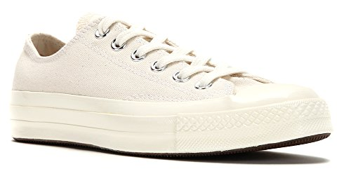 Converse Chuck Taylor All Star 70 Ox Sneakers (US Men 12/Women 14, 151230C, Natural)