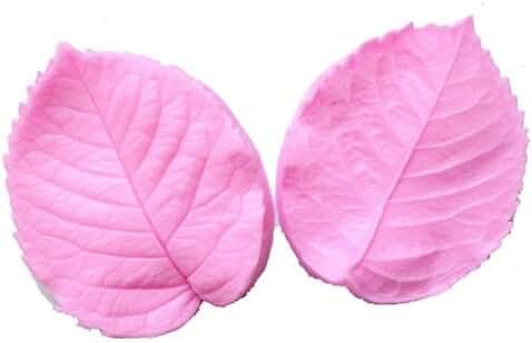 Efivs Arts EA134 Silicone Leaf Petal Veiner Sugar Craft Tools Fondant and Gum Paste Mold