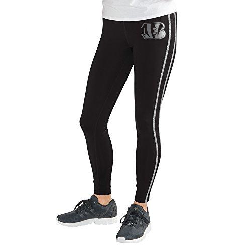 GIII For Her NFL Damen Warm Up Leggings, Damen, Warm Up Legging, schwarz, Large