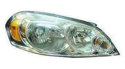 06 - 13 Chevrolet Impala Passenger Headlight Headlamp 06-07 Monte Carlo