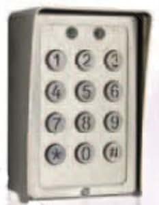 Extel 109113 - Klavy 2 codificación proyección teclado