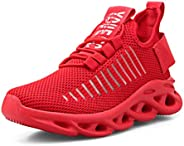WYSBAOSHU Kids Sneakers Mesh Walking Running Shoes Lightweight Breathable Casual Athletic Sport Shoes for Boys