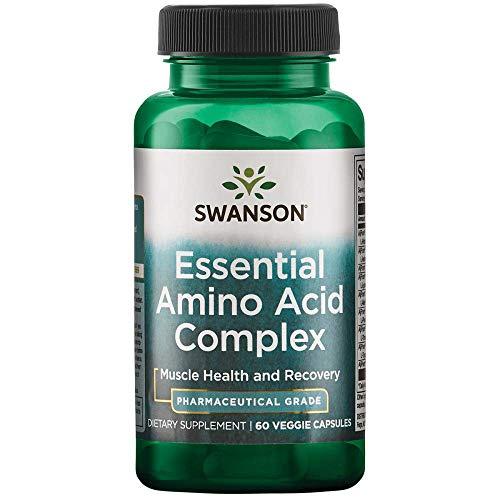 Ajipure 9 Essential Aminos Formula 60 Veg Caps