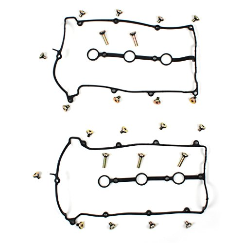 NEW VC180 Engine Valve Cover Gasket Set (With Spark Plug Tube Seals and Grommets)