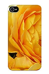 Crazinesswith Shock-dirt Proof Yellow Roses Design Case For Iphone 6 4.7Inch CoverBest Lovers