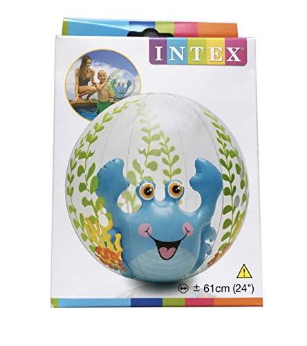 (Intex Aquarium Beach Ball - Assorted Colors)