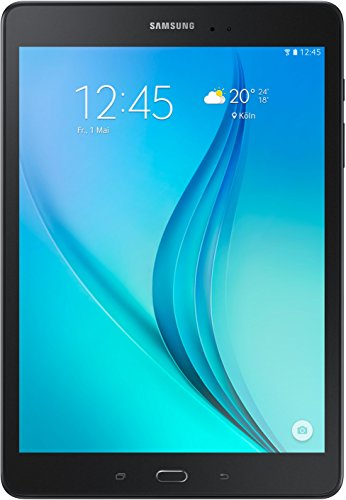 (Samsung Galaxy Tab A SM-T550 Sandy Black (International Model))