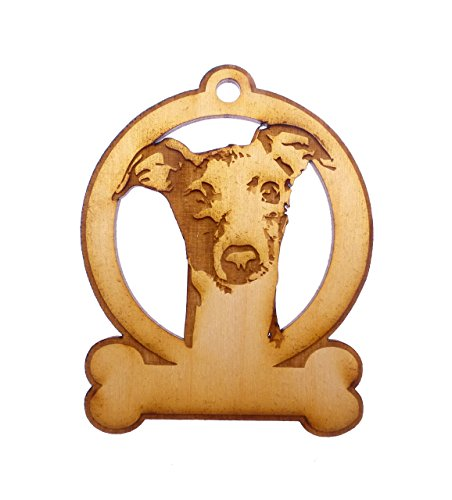 Personalized Italian Greyhound Ornament - Italian Greyhound Memorial ()
