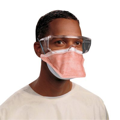 Kimberly-Clark Professional - Fluidshield* Pfr95* N95 Particulate Filter Respirator & Surgical Mask (Pack/35) N95 Partic Resp W/Safety Seal Film: 417-46767 - (pack/35) n95 partic resp w/safety seal film