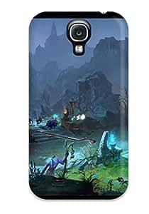 8374654K81264029 Waterdrop Snap-on Dota 2 Case For Galaxy S4
