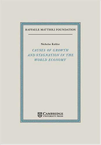 Causes Of Growth And Stagnation In The World Economy Raffaele Mattioli Lectures 1st Edition